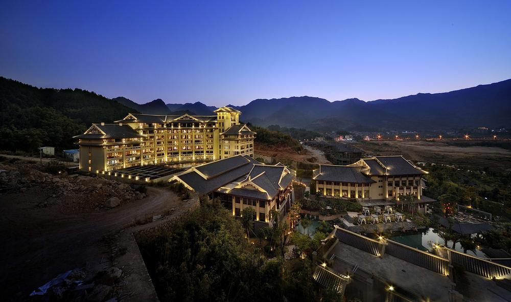 福州连江贵安溪山度假酒店